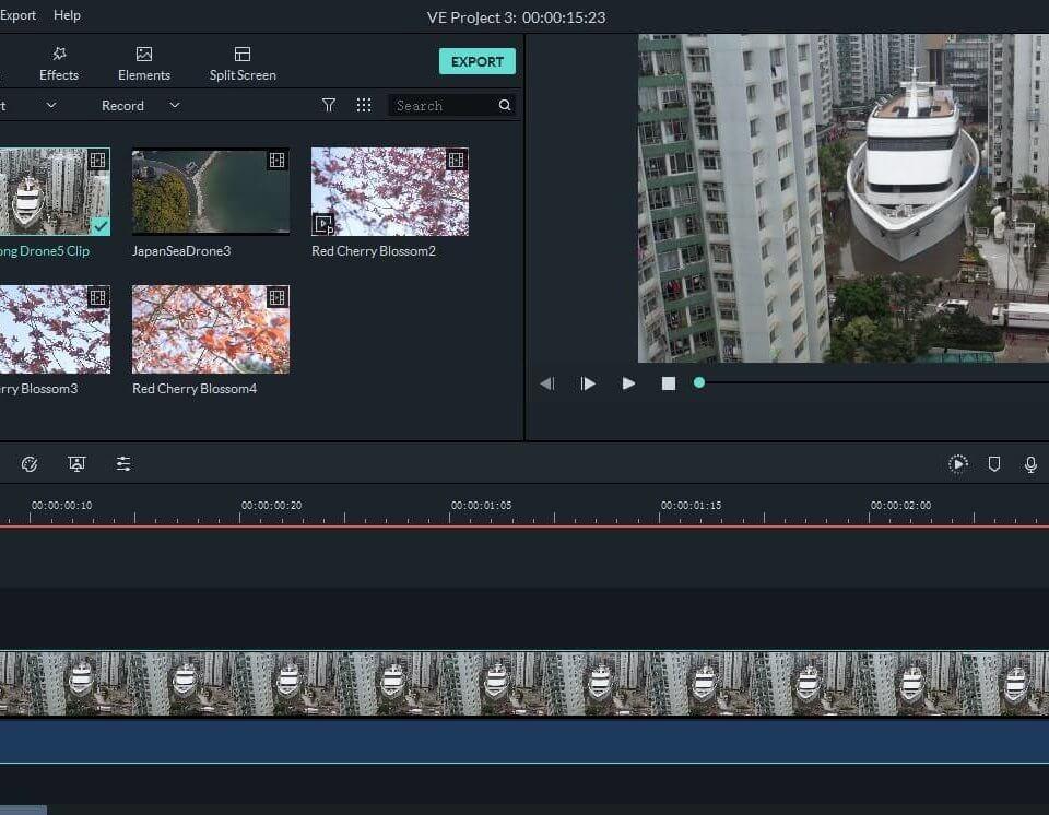 filmora9-layout