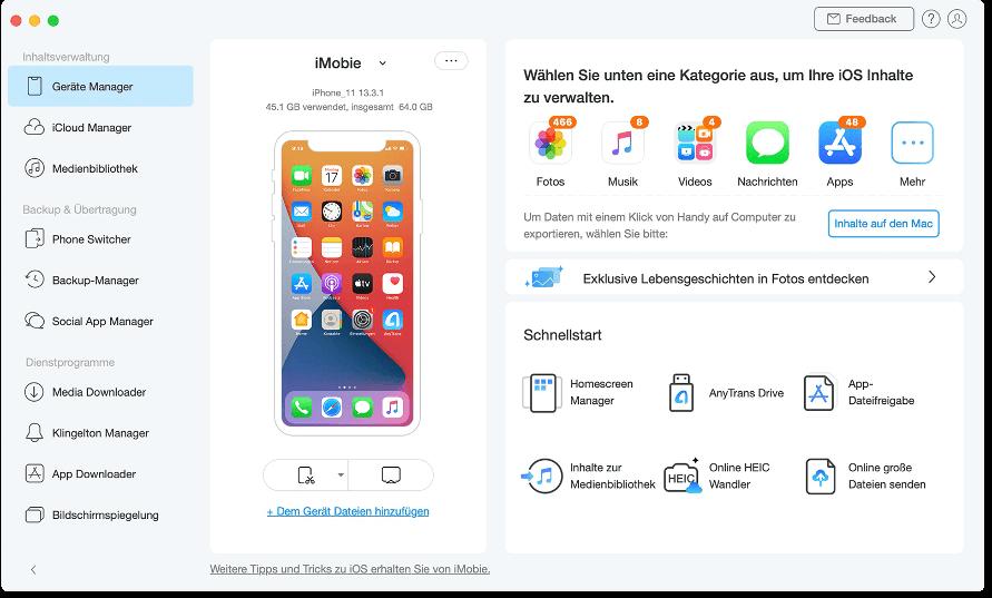 neues iphone daten übertragen funktioniert nicht